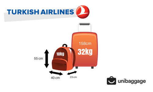 Turkish Airlines Baggage Allowance Turkish Airlines Airlines Turkish