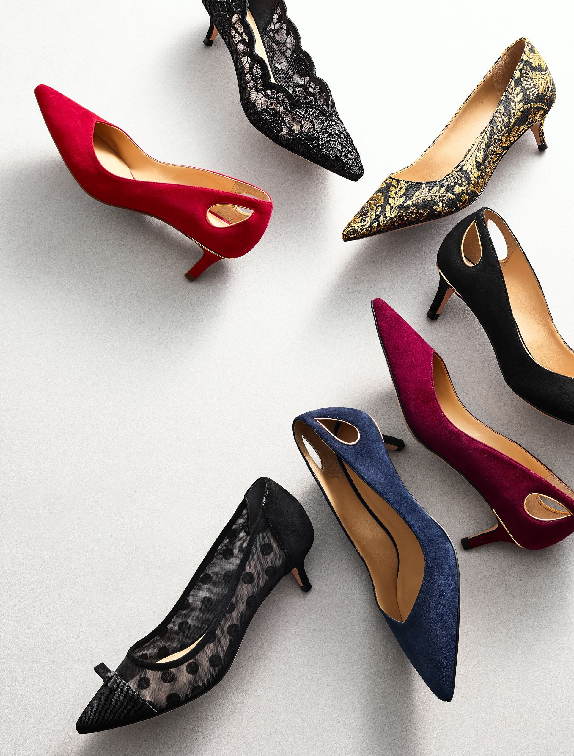 Comfort And Style Converge To Create These Elegant Pumps Slip Into A Pair This Season To Add A Luxe Holiday Party Ready Touch Heels Elegant Shoes Women Shoes [ 2541 x 1931 Pixel ]