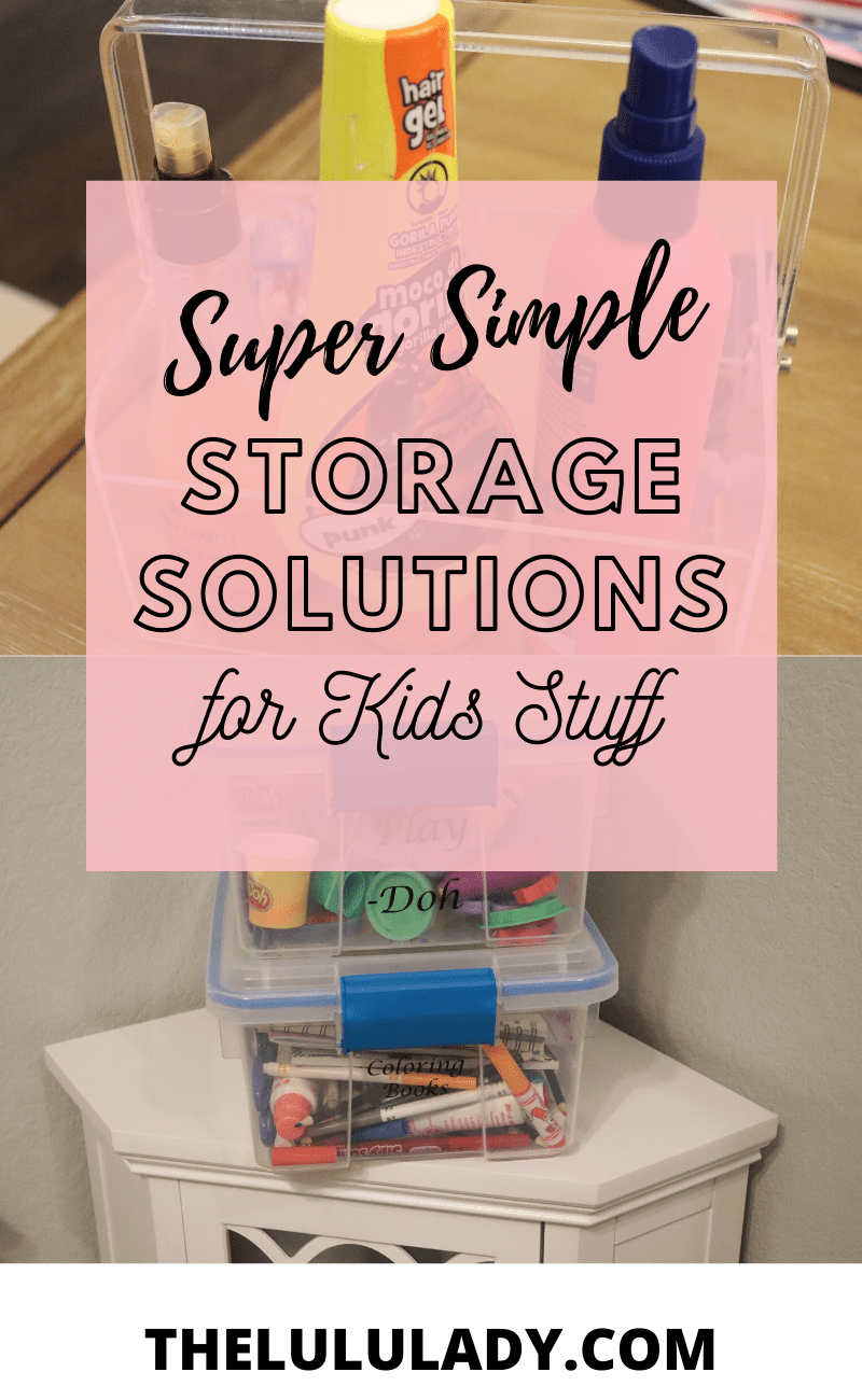 Needing storage ideas for all your kids stuff Come check out ...