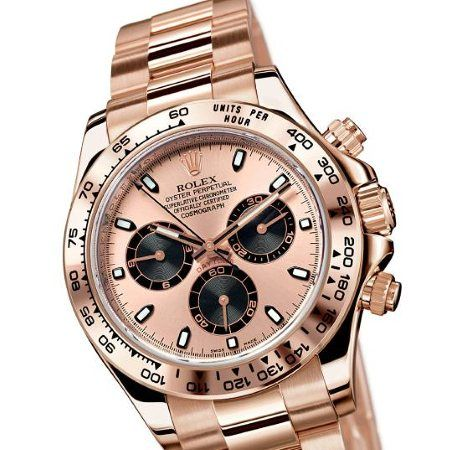 Rolex Daytona Rose