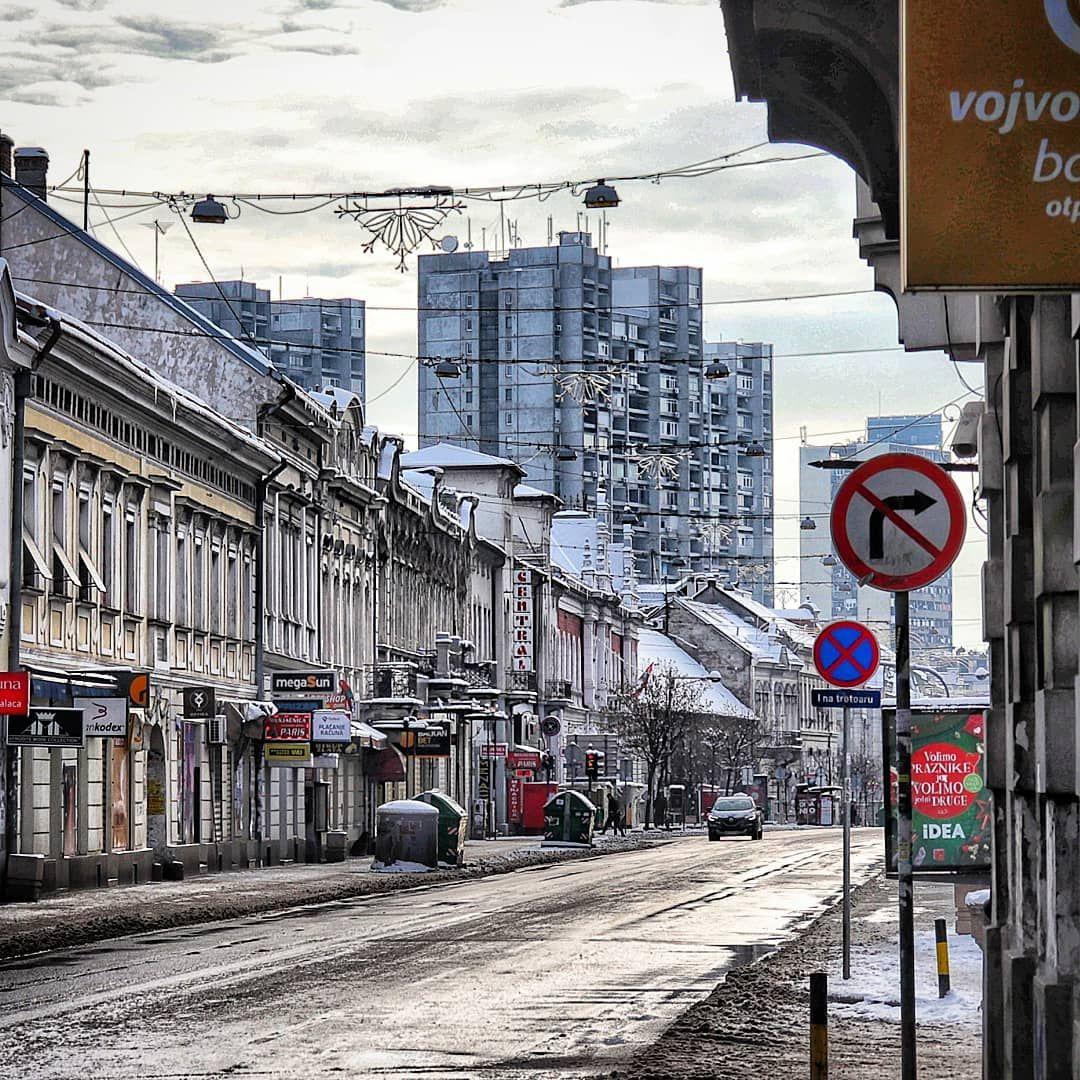 Streets Of Zemun Serbia Street Landscape Photos Serbia