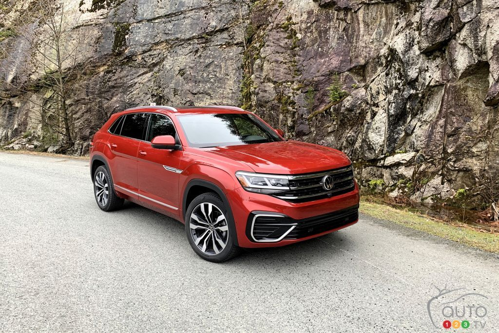 2020 Atlas Cross Sport First Drive in 2020