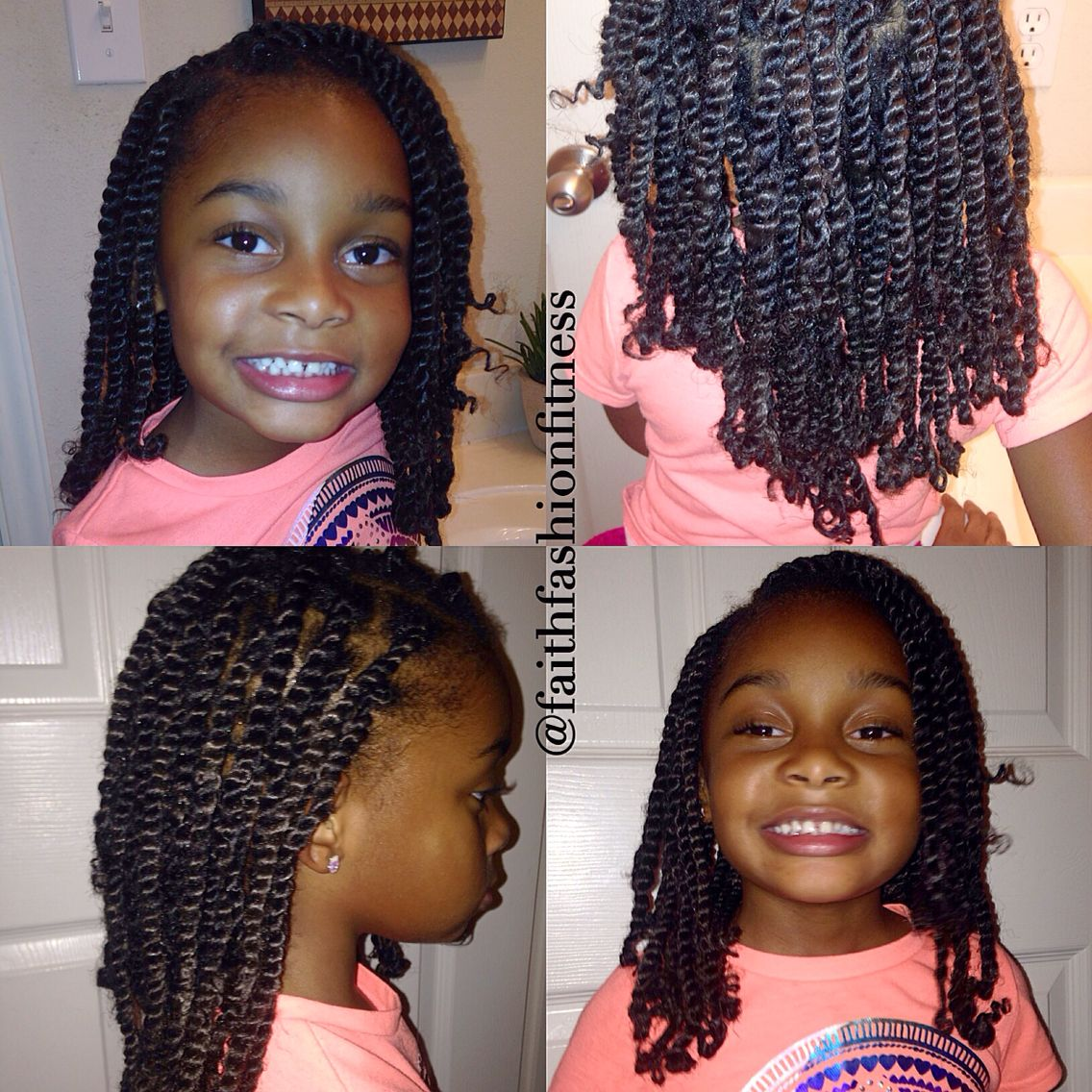 Natural kids hairstyle | Natural hairstyles for kids, Kids ...