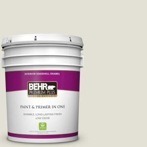 For Tough All Purpose Paint With A Touch Of Style Choose Behr Premium Plus Low Odor Paint Primer In One Eggshell Interior Paint Durable Paint Paint Primer