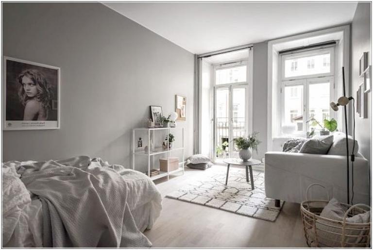 40 Inspiring Grey Studio Apartment Decorating Ideas on a Budget