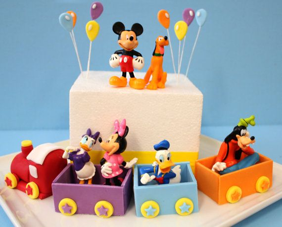 Train cake toppers just need to order this and put the