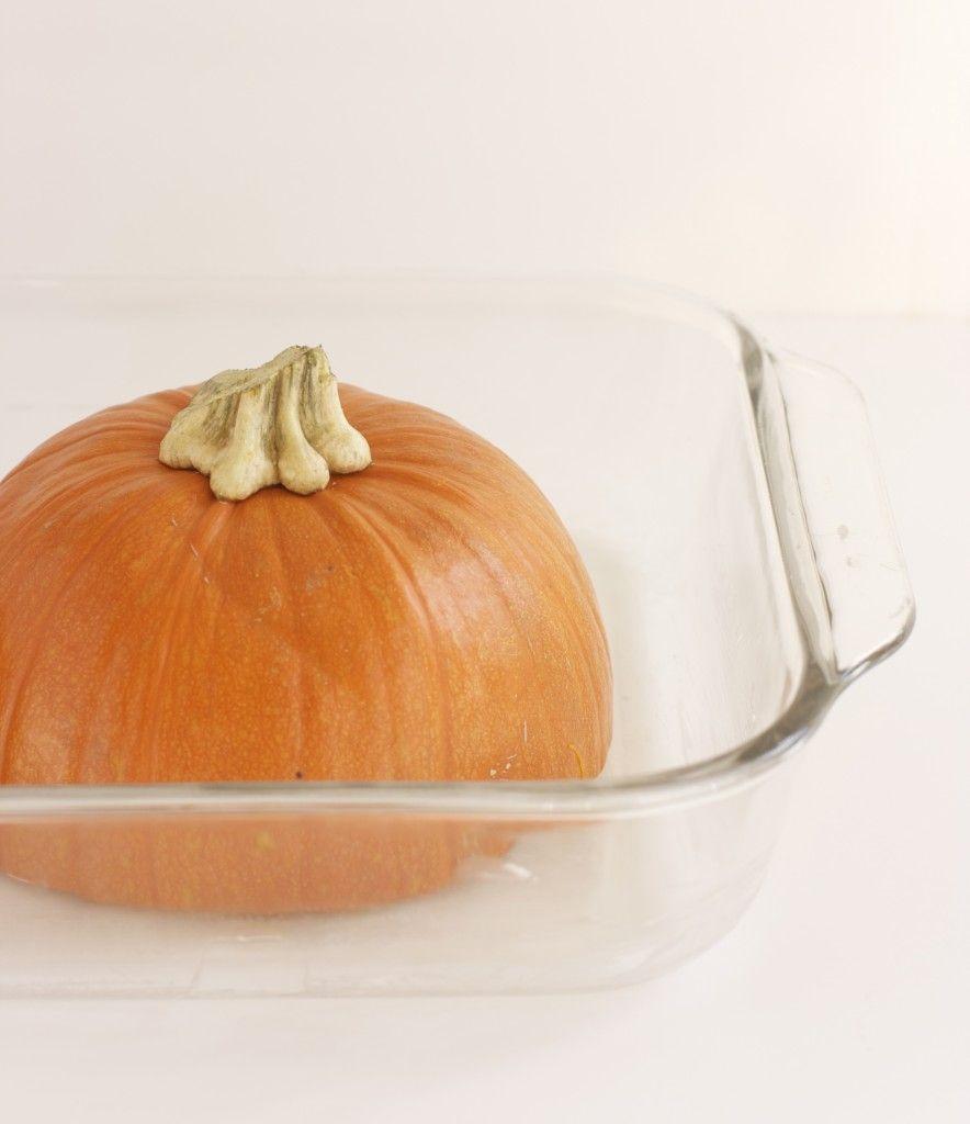 Easy Homemade Pumpkin Puree