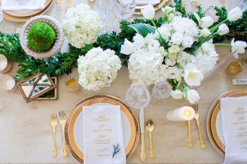 styled by Emily Ventura Designs | Allie Tyler Photography | rentals by A Classic Party Rental | venue at Historic Ambassador House | cake by Classic Cakes | dress by The Wedding Studio | florals by Molly & Myrtle | makeup by Natalie Dawn | Stationery by Blu3 Designs