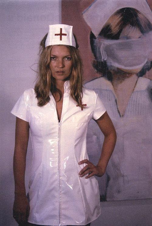 Kate Moss - Vuitton SS2008 + Richard Prince