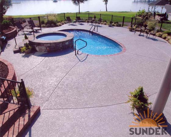 Sun Surfaces Of Orlando Provides Exceptional Pool Deck Refinishing Services For Homeowners And Business Owners In
