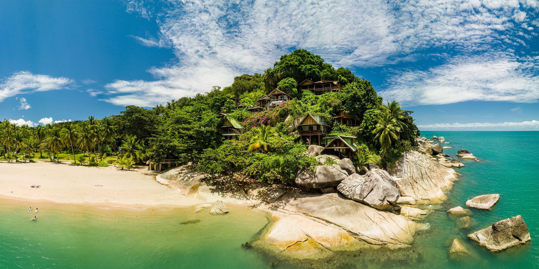 My Thai Paradise timelapse & drone movie: best beach
