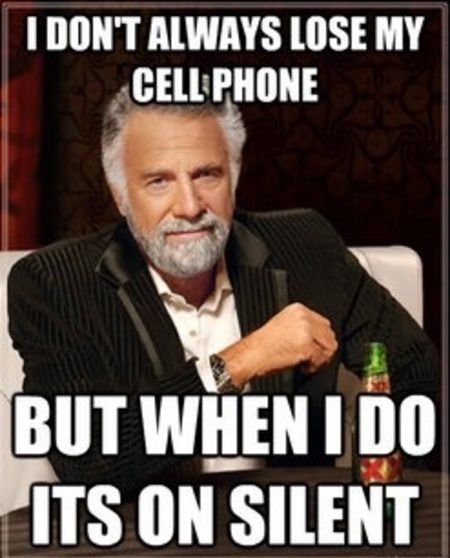32bf5ae1c0b9a930a207db78d81e7bf2 silent cell phone meme yep! pinterest meme, phone and humor