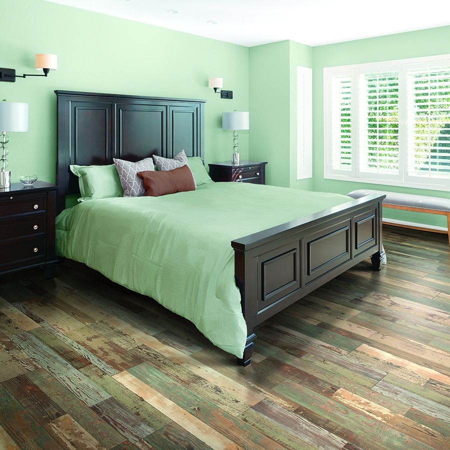 Shop Pergo Max 748 In W X 393 Ft L Stowe Painted Pine Embossed