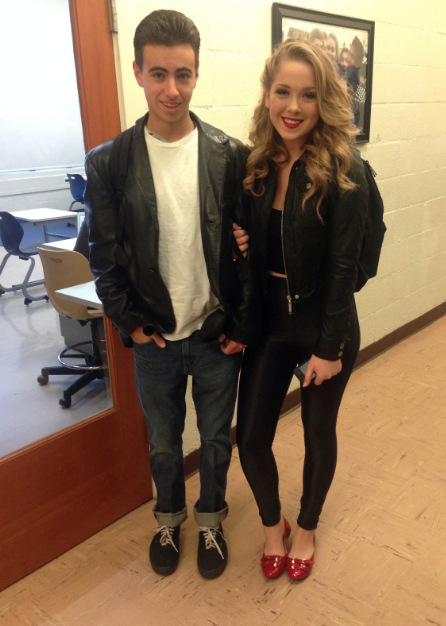 Grease Danny And Sandy Costumes