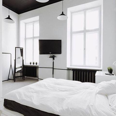 Black White Simple Lifestyle Lifestyle Minimalism Flatwhite White Mnml Clean Aesthet Apartment
