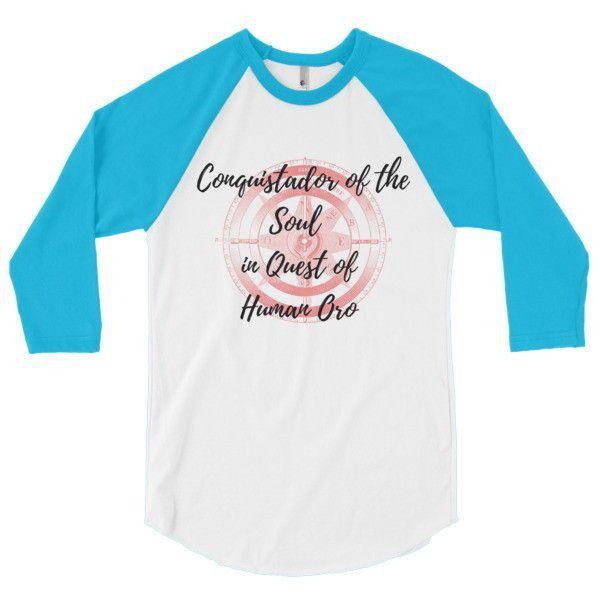 Toro Conquistador 3/4 Sleeve Raglan Shirt
