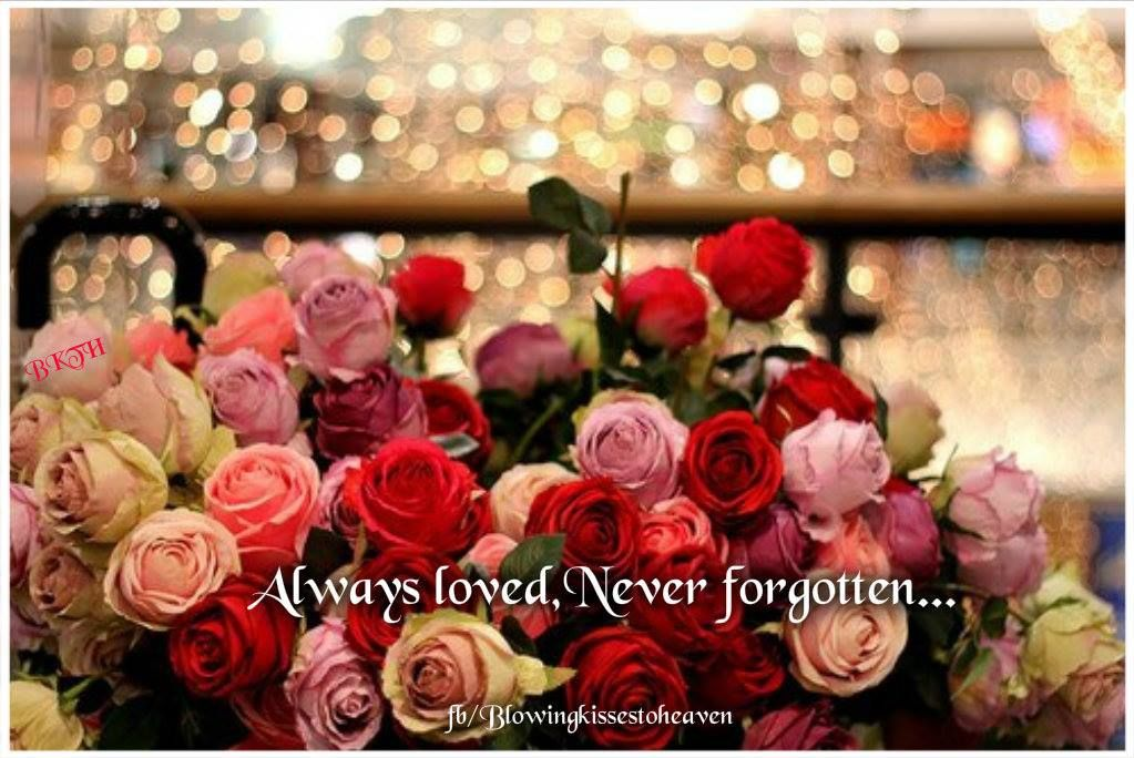 Flowers for my Angels in Heaven