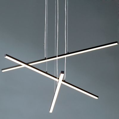 suspended lighting.  suspended stix led pendant by sonneman lighting on suspended s