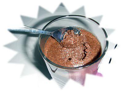 recette Pâte à tartiner au chocolat et noix de coco