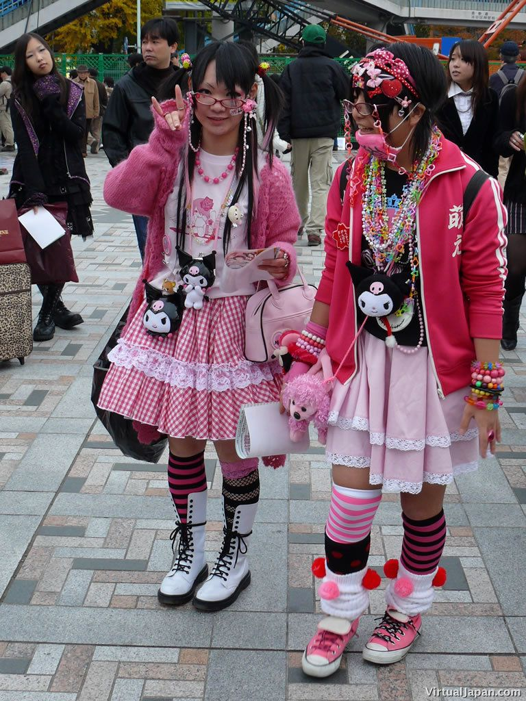 Harajuku Fashion Photo Essay  Takeshita Dori   GaijinPot InJapan Canvas