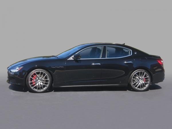 2015 Maserati Ghibli S Q4 Ferrari Maserati Of Atlanta New Maserati Vehicles