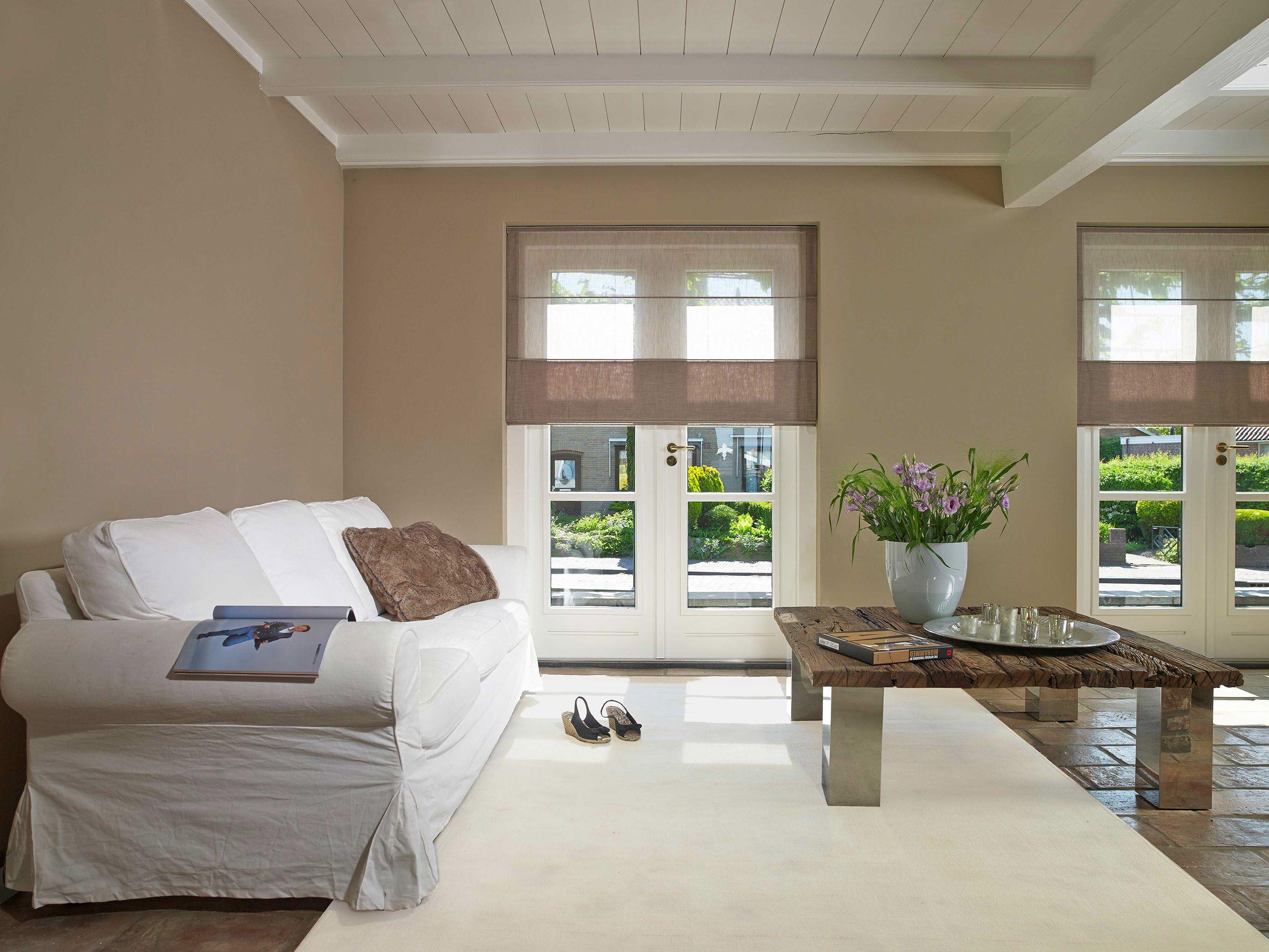 Multisol raamdecoratie op maat raamdecoratie