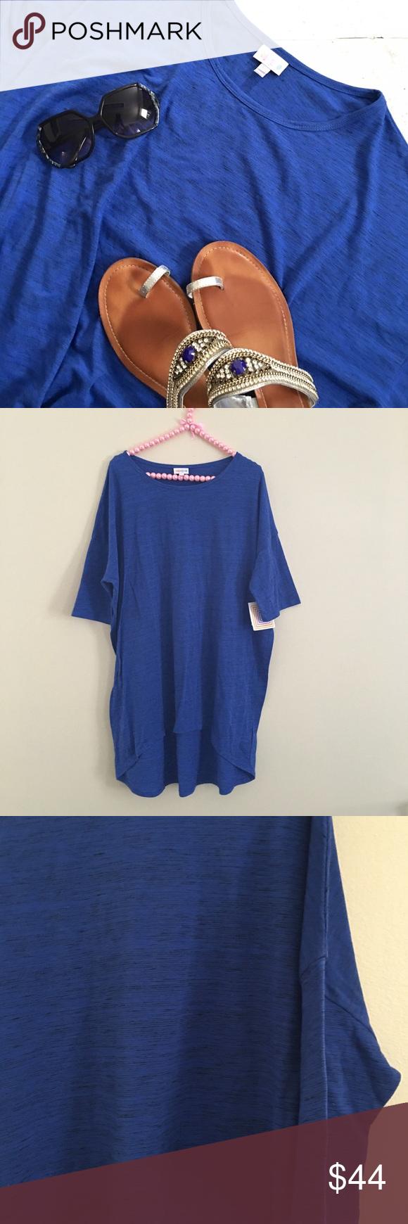 da794ed0710 Lularoe Irma Shirt Price