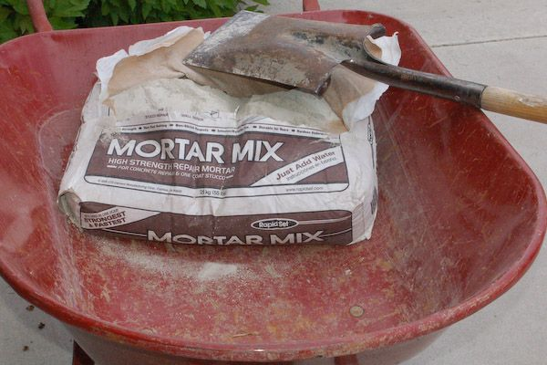 Deck Mud Or Floor Mud For Tile Mortar Beds How To Tiles Flooring Mortar