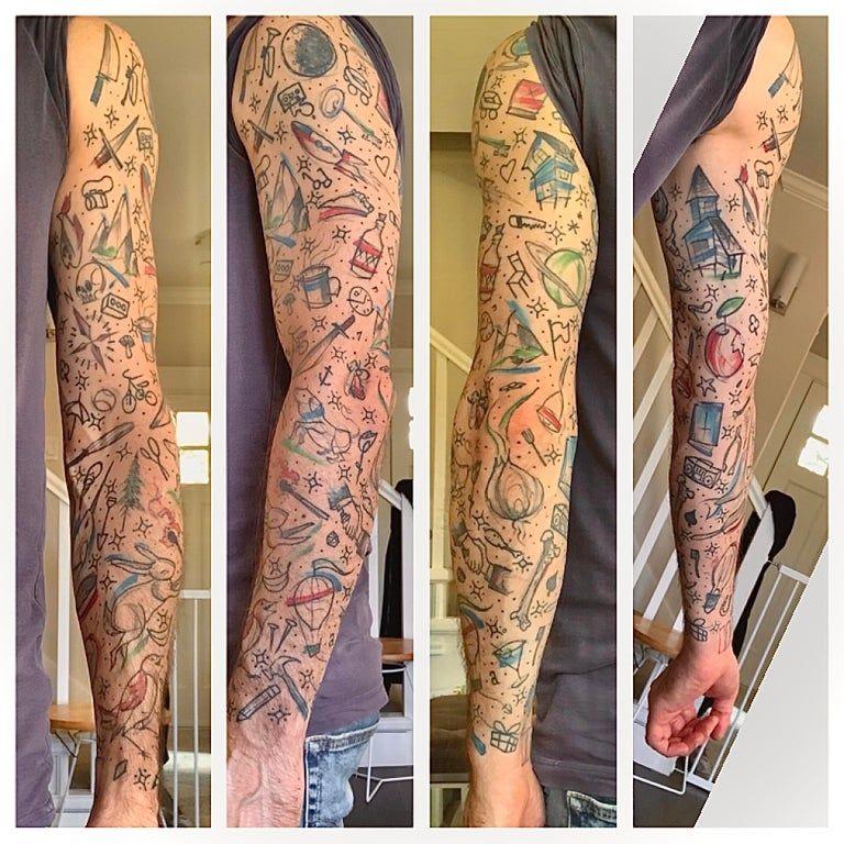 22+ Amazing Badly healed tattoo reddit ideas