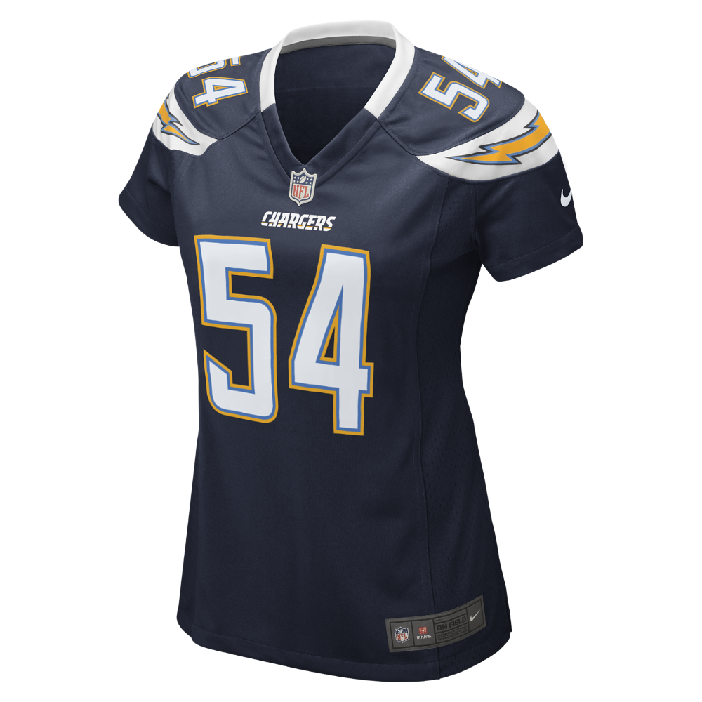 Nfl Los Angeles Chargers Philip Rivers Women S Football Home Game Jersey Nfl Los Angeles San Diego Chargers Nike Nfl