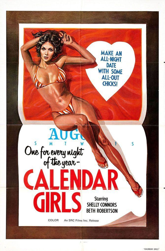 Calendar Art Models : Calendar girls classic pin up pics