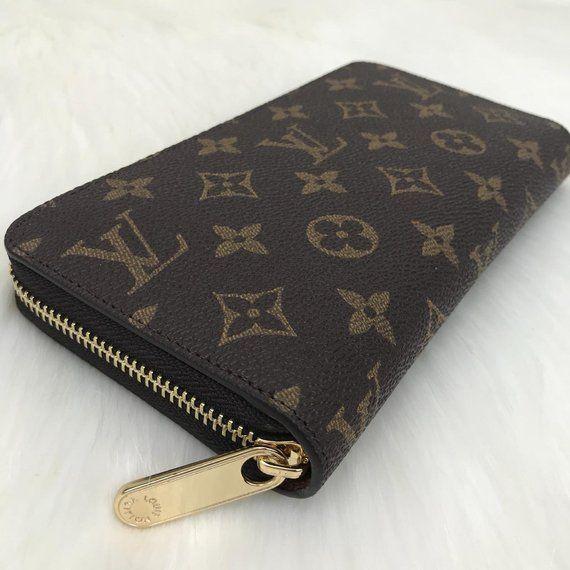 946e0c4f130 Lv Wallet, Lv zippy wallet,Lv leather wallet, wallet, handmade wallet, LV  fashion, Lv card wallet, m