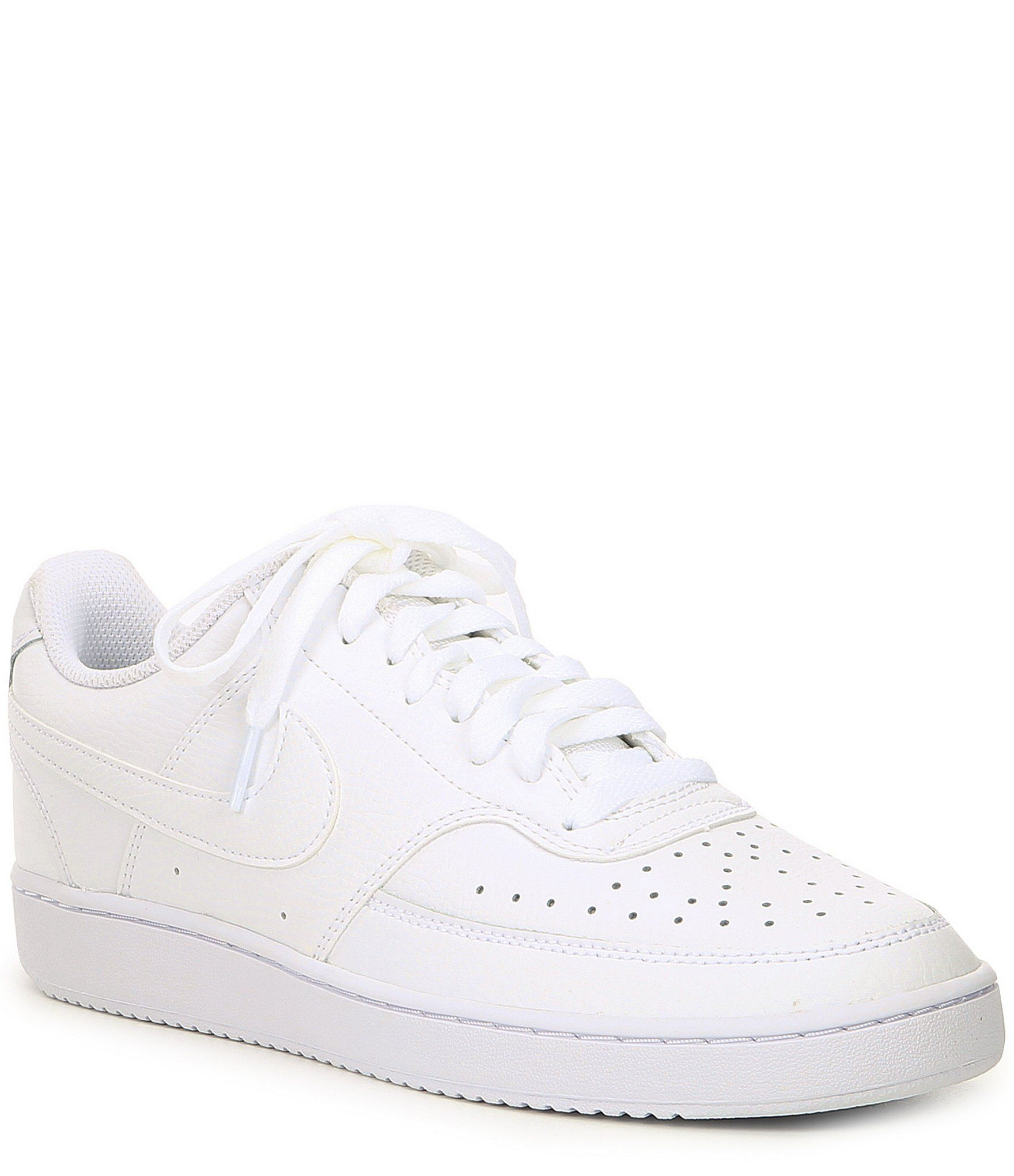 Nike Air Force 1 Low WhiteWhite Court Green | Nike | Sole
