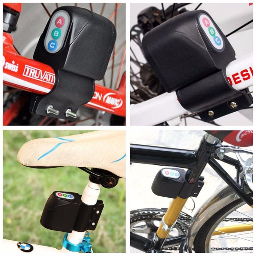 Best Seller Bicycle Bike Motorbike Cycling Alarm Anti Theft