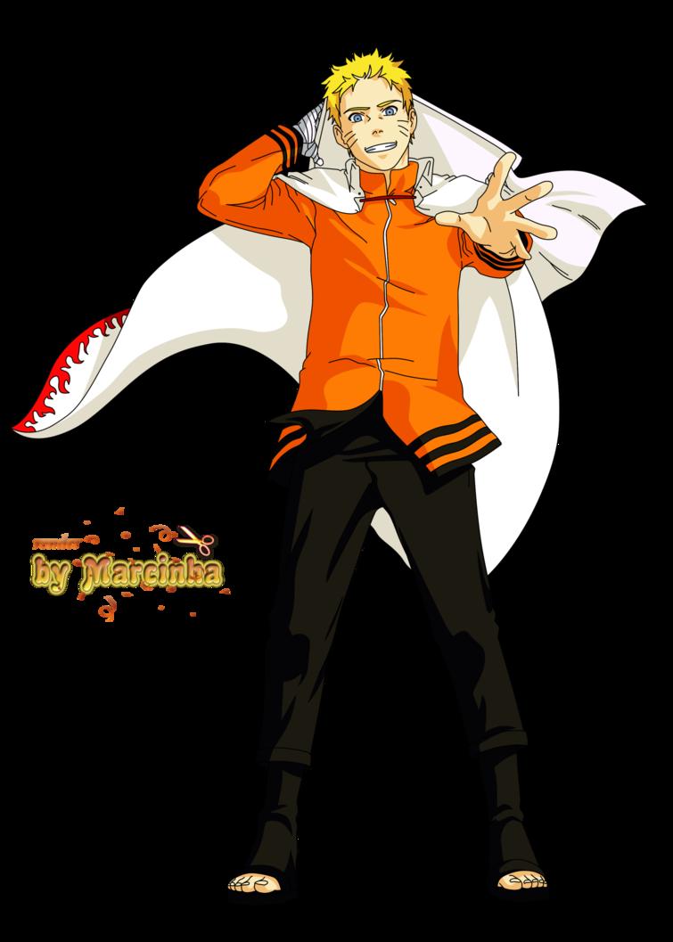 Naruto Hokage The Last by on