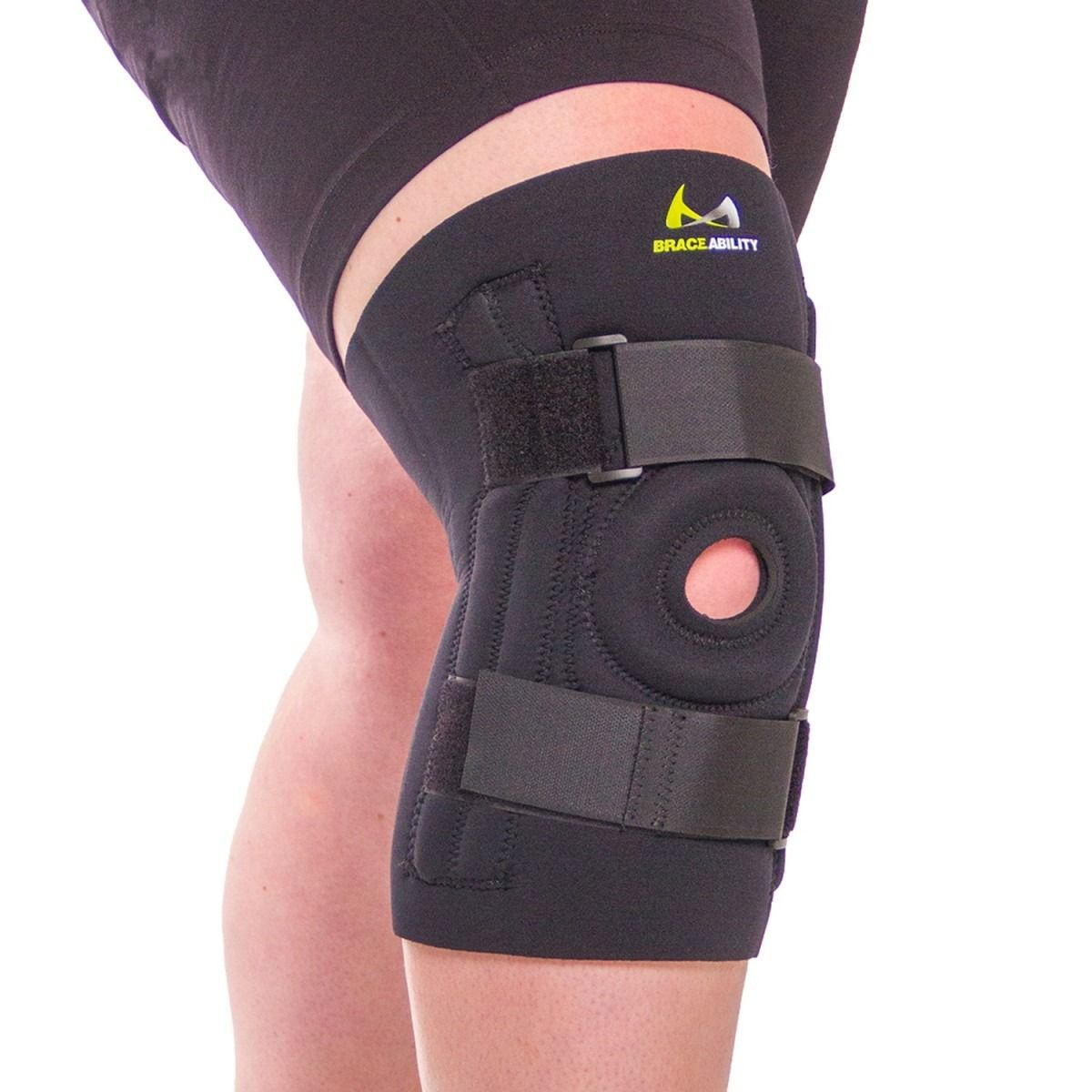 Knee Brace for Extra Large Legs & Big Thighs | Plus Size Support