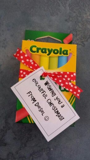 Preschool class gift ideas christmas