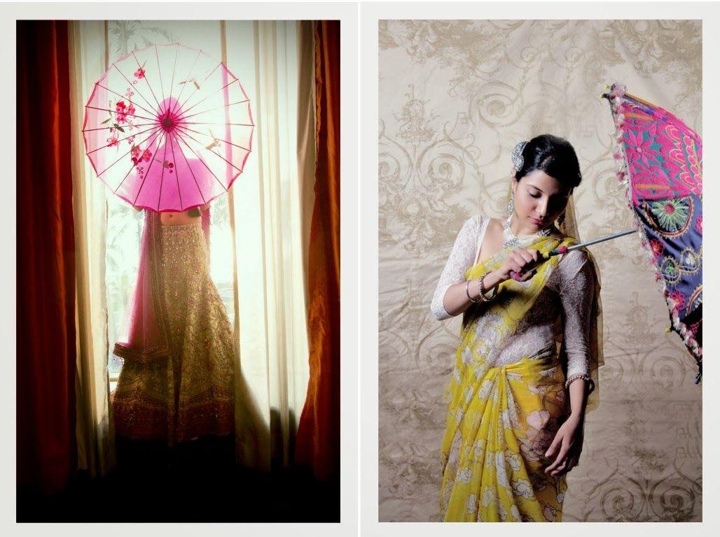 Umbrella window An Indian Summer: Kismet