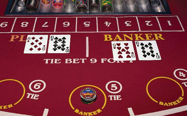 Why play baccarat online
