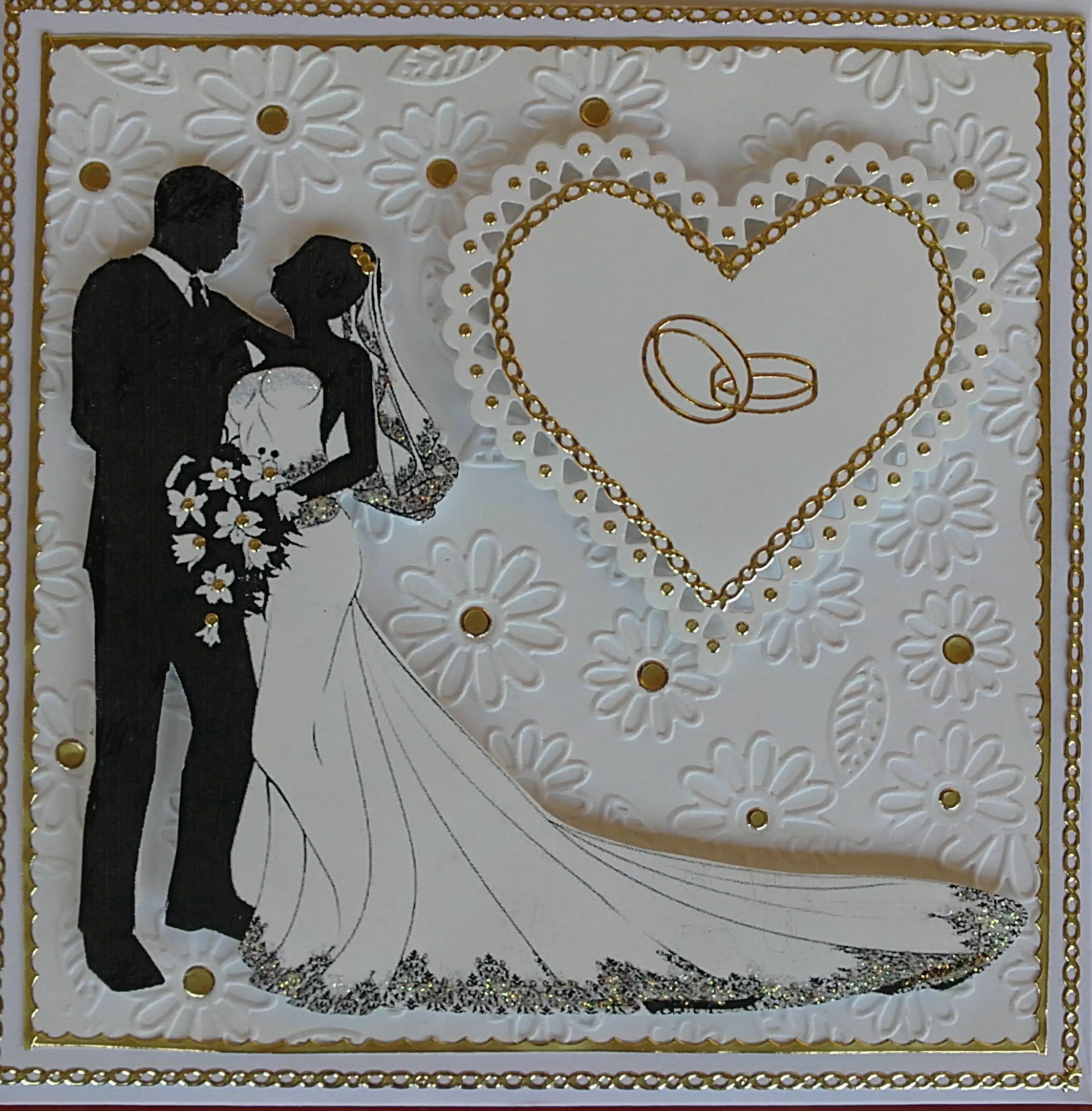 Лет, сделать открытку к годовщине свадьбы онлайн