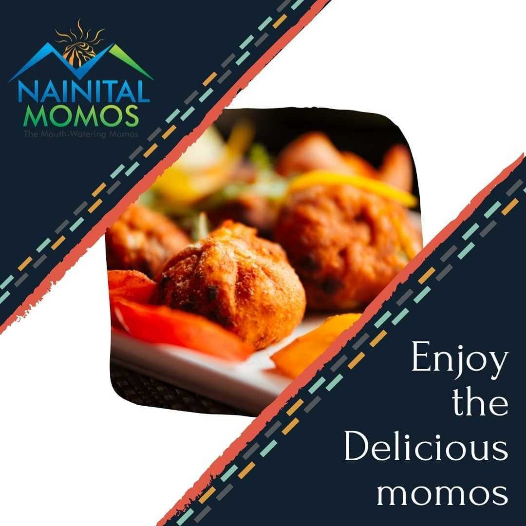 Enjoy the delicious momos and the soupy flavors only at Nainital Momos.