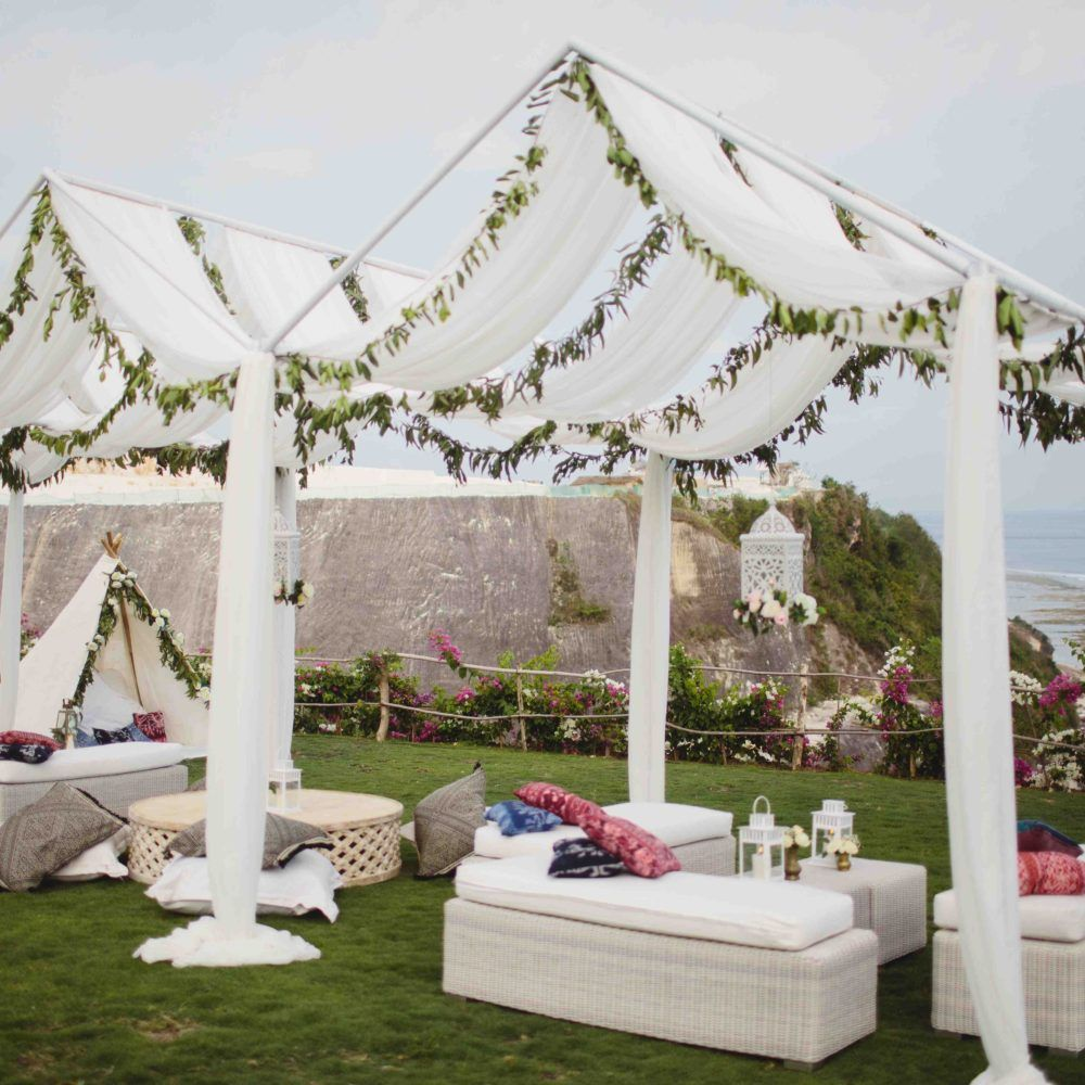 Hitchd bali wedding planner ibiza lounge set white chic hitchd bali wedding planner ibiza lounge set white chic casual wedding wedding junglespirit Images