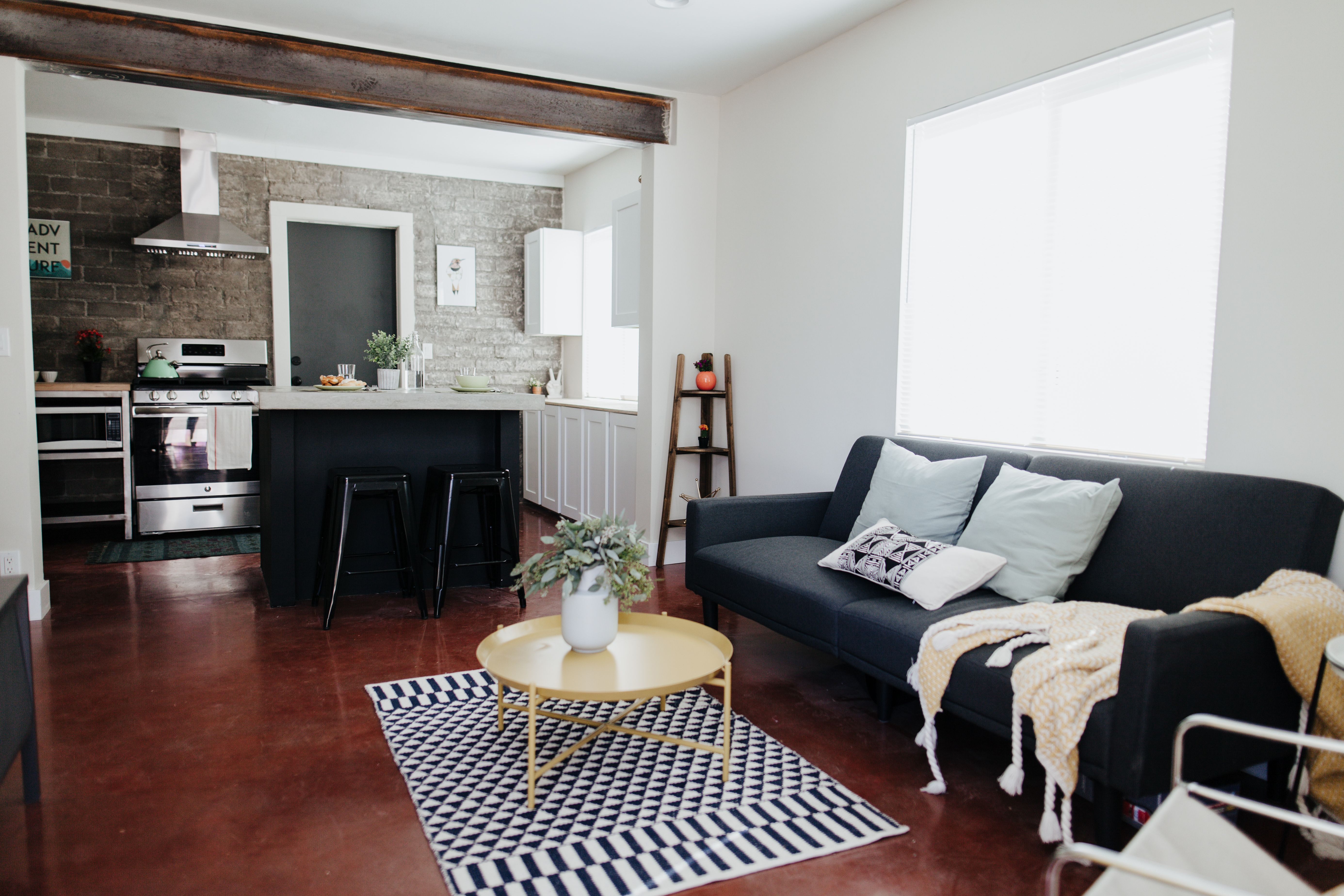 Best A Cozy Retro Look In Phx Blown With Beautiful Colors To 400 x 300