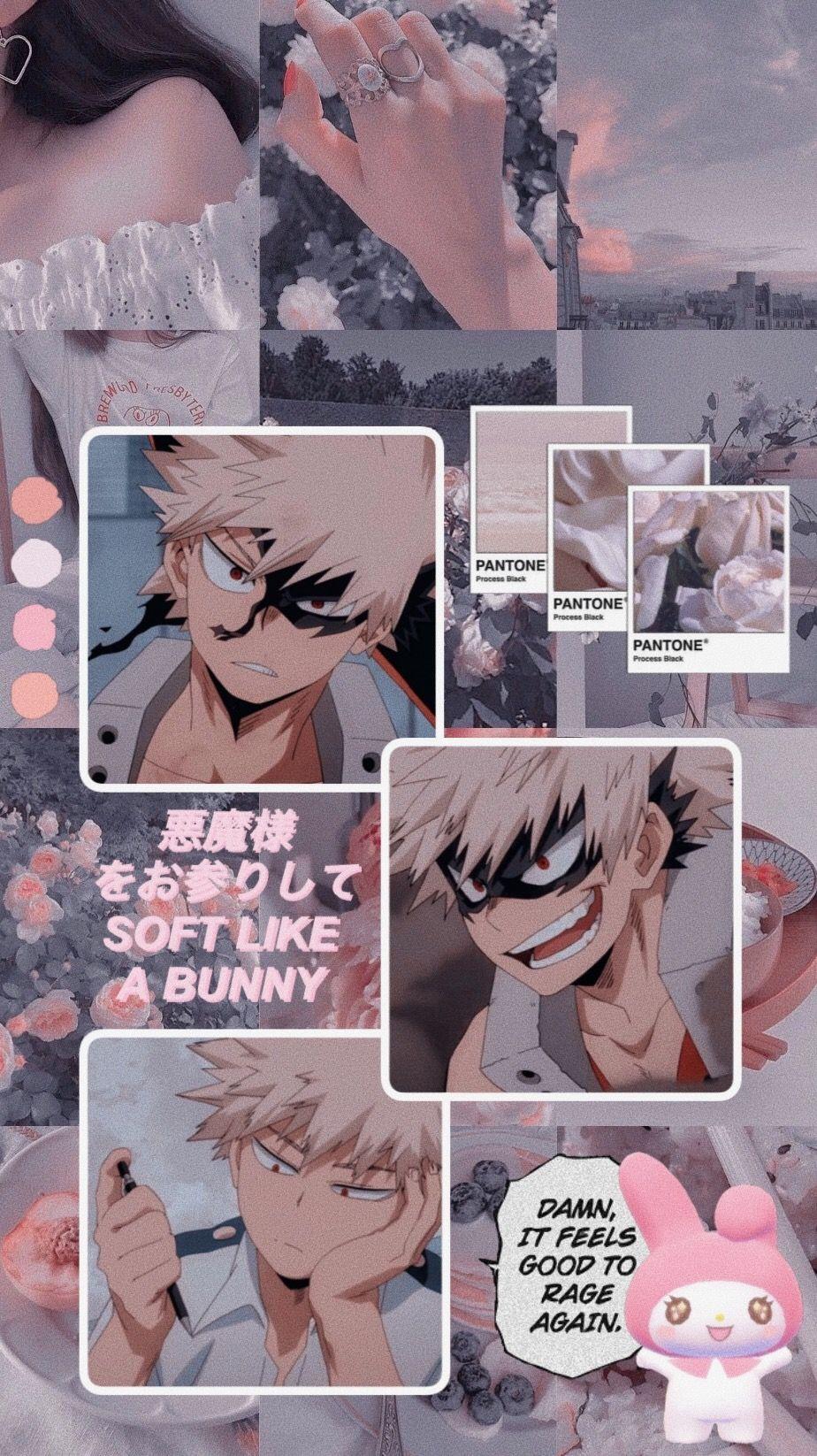 Katsuki Bakugou Aesthetic Wallpaper In 2020 Cute Anime Wallpaper Aesthetic Anime Cool Anime Wallpapers