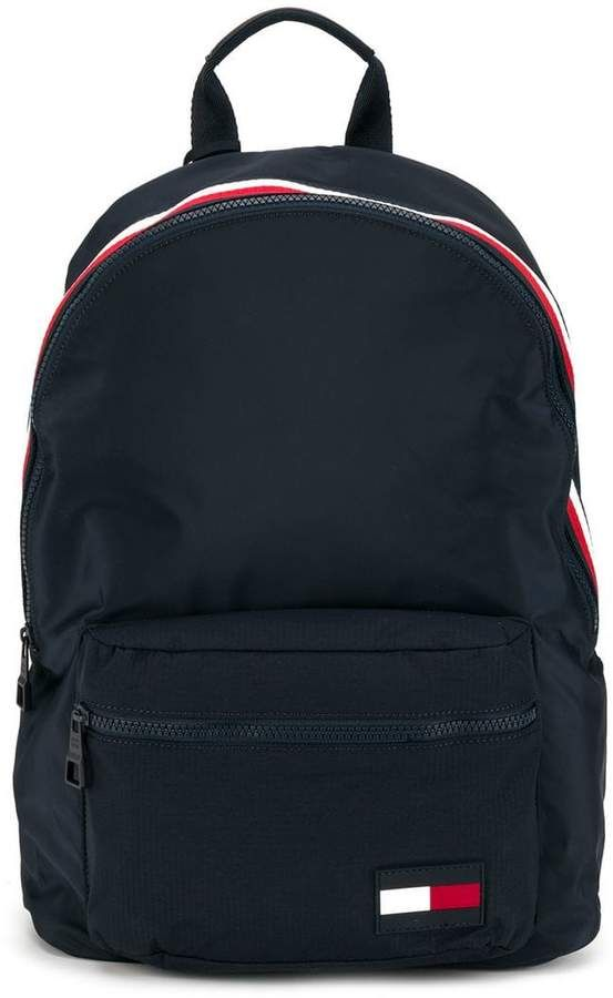 828695f2fc4 Tommy Hilfiger Colour-Blocked Dome Backpack in 2019 | wznt | Tommy ...