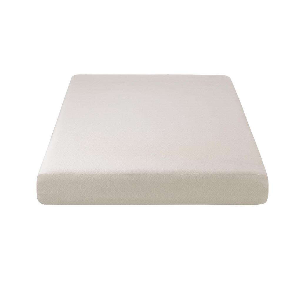 Signature Sleep Memoir 10in Plush Memory Foam Tight Top King Mattress 6005549 The Home Depot Memory Foam Mattress Firm Memory Foam Mattress Foam Mattress