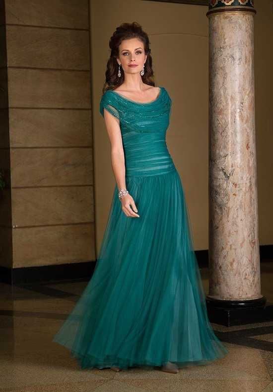 cb6068af9de Jade Couture K168062 Green Mother Of The Bride Dress In 2018
