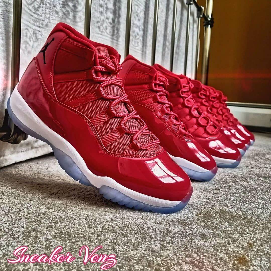 Jordan XI jordans jordan11 winlike96 sneakerhead