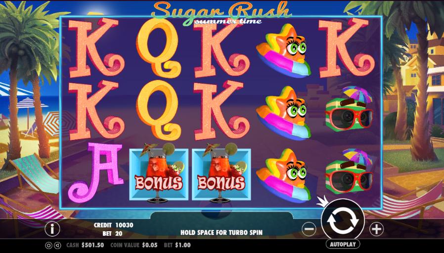 Spiele Sugar Rush Summer Time - Video Slots Online