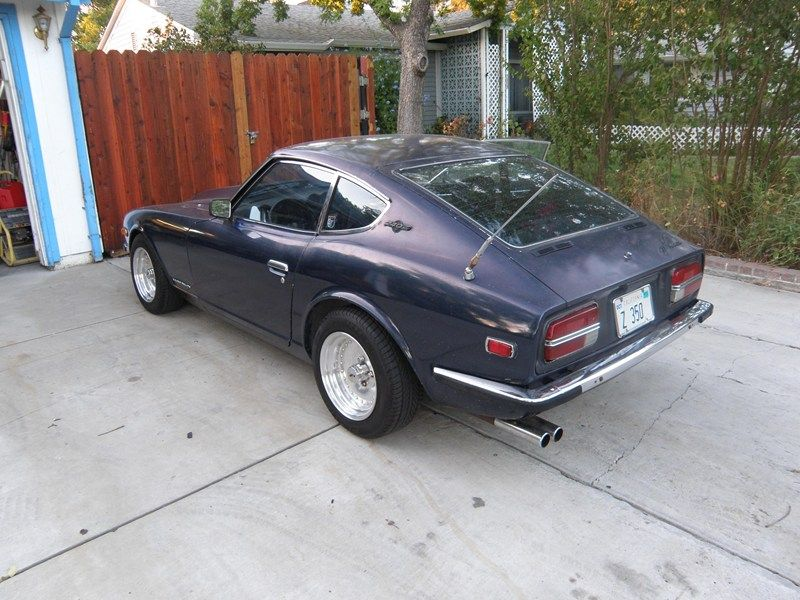Datsun 240Z Cars for Sale | 1971 Datsun 240Z For Sale Greenleaf ...